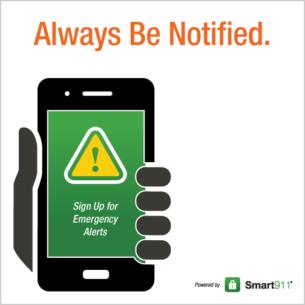 Register for Smart911